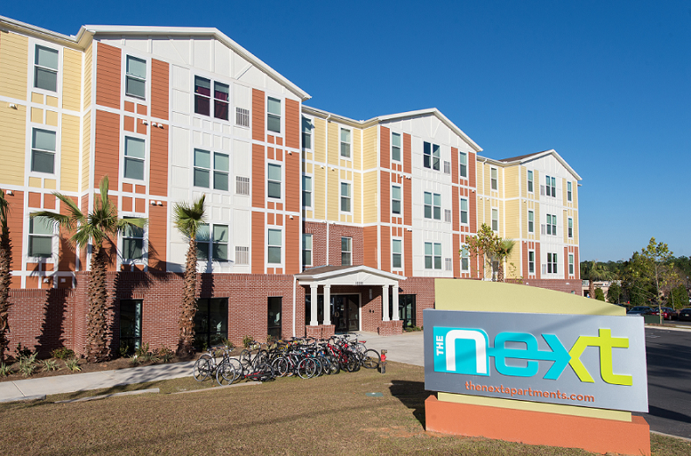 Captivating Modern Off Campus Apartments Near UWF | The Next Apartments